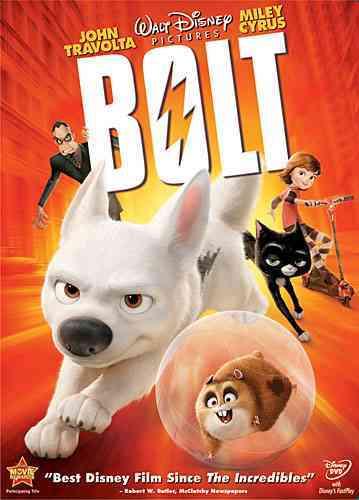 BOLT BY TRAVOLTA,JOHN (DVD)