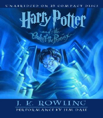 [CD] Harry Potter and the Order of the Phoenix By Rowling, J. K./ Dale, Jim (NRT)